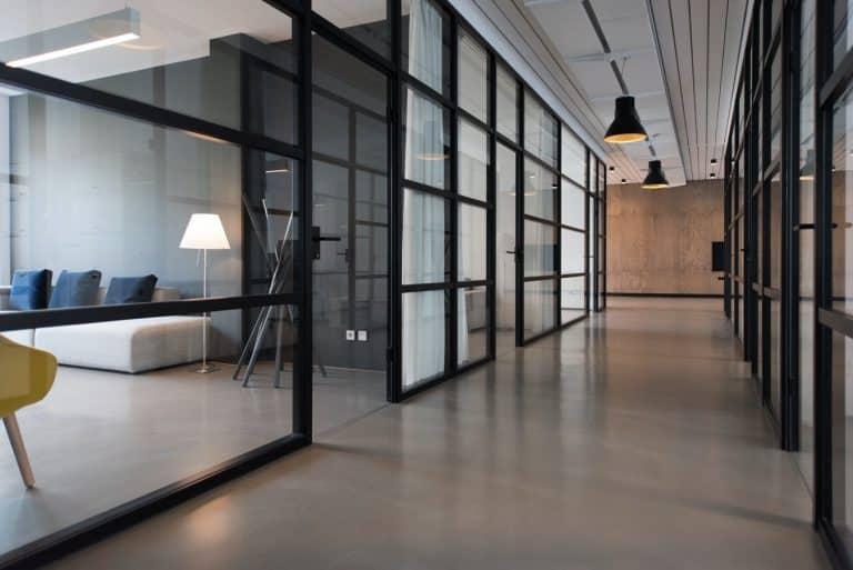 bedrijfspand interieur financieringsgilde